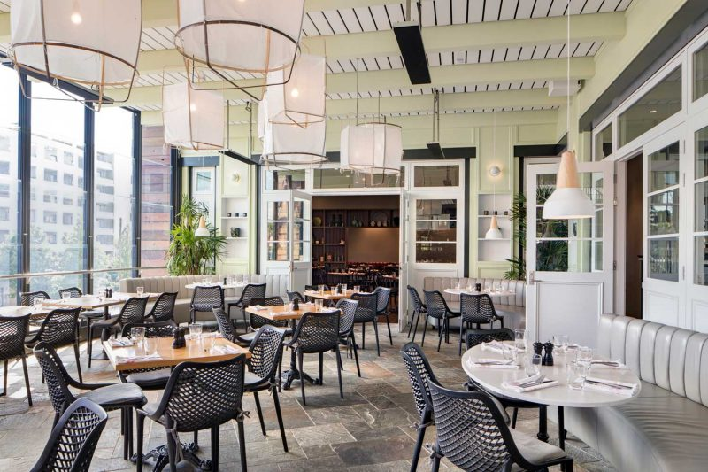 Casual Italian dining at Italian Kitchen by Paul Kelly Design