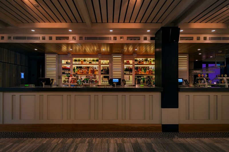 Bar in The Ivanhoe Hotel, by Paul Kelly Design